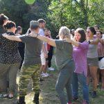 Палаточный лагерь эковолонтеров в Линдуловской роще начал свою работу